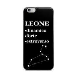 Cover iPhone LEONE (12 Modelli)