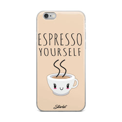 Cover iPhone Espresso Yourself (12 Modelli)