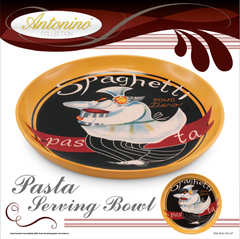Pasta Series Serving Dish