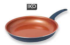 Iko Deluxe Copper Series 10inch Fry Pan