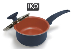 Iko Deluxe Copper Series 1.5qt Dutch Oven