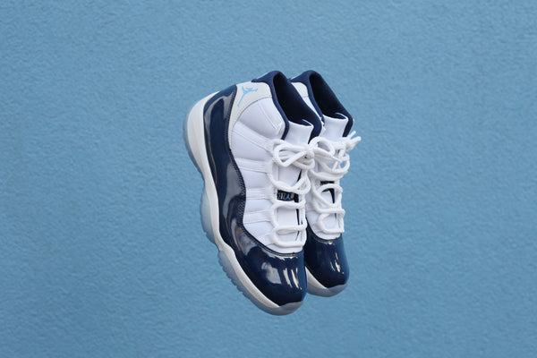 "Air Jordan 11 'Midnight Navy' aka ""Win Like '82"""