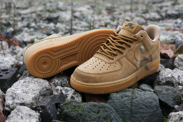 NIKE AIR FORCE 1 '07 WB - OUT NOW