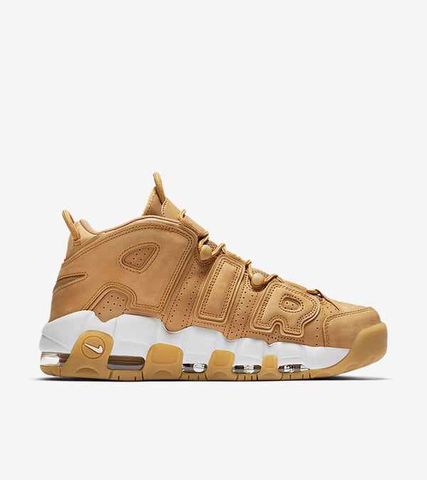"Nike Air More Uptempo 96 ""Wheat"" - Flax"