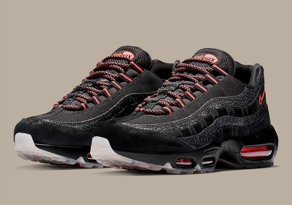 "Nike ""Keep Rippin Stop Slippin""  Air Max 95 Infrared"