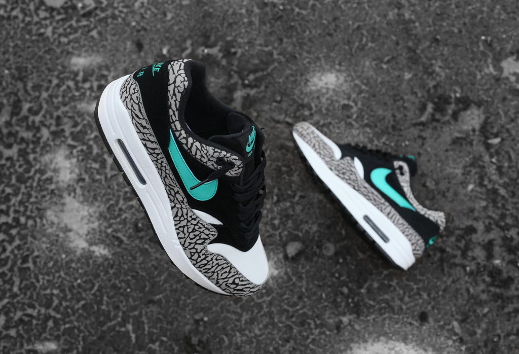 low priced 2ead6 8bd9a The Air Max 1  Atmos  Elephant 2017 is a rerelease from the previous  coveted model some years ago, and it s clear that the attention around  these has ...