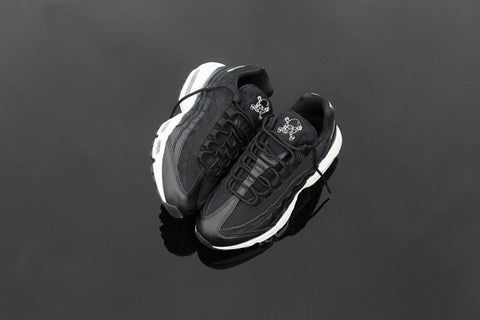 """new styles 9e91e 7a7b8 Nike Air Max 95 """"REBEL SKULLS"""" - ONLINE AND IN STORE – Kong ..."""