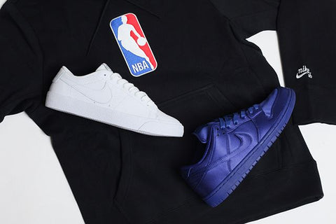 low priced c98a2 e69dc The official partnership between Nike and the NBA sees the two extend  things beyond the court for a series of collaborative projects, insuring  that Nike and ...