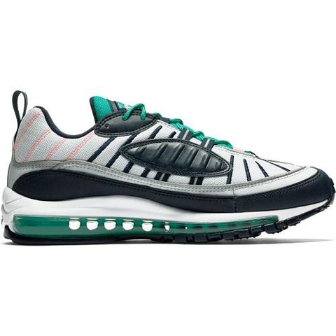 fe0788cb11 Featuring a leather and synthetic upper, durable polyurethane midsole  accompanied by full length AirMax cushioning and environmentally preferred  rubber ...