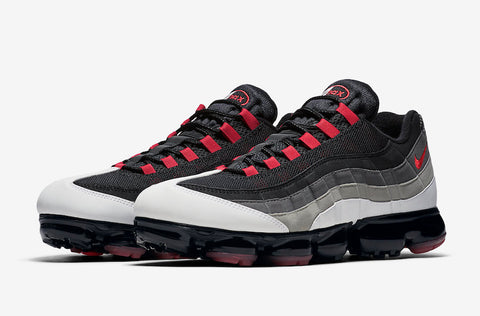 on sale 29f05 ad32b Nike Air Vapormax 95 Hot Red – Kong Online