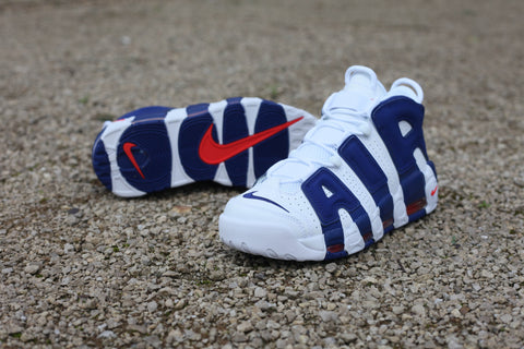 "AIR UPTEMPO MORE NIKE AIR MORE ""KNICKS NIKE 1wvxOH"
