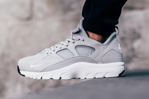 ac8084d4b5a5 Nike Air Huarache Trainer Low  Wolf Grey  – Kong Online