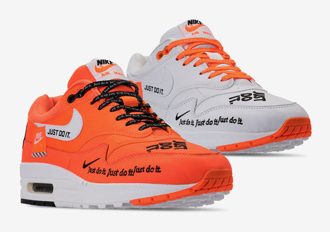 Exquisito respirar guía  NIKE 'JUST DO IT' AIR MAX 1 PACK – Kong Online