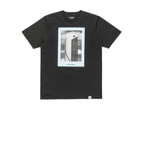 Carhartt S/S C Tower T-Shirt Black