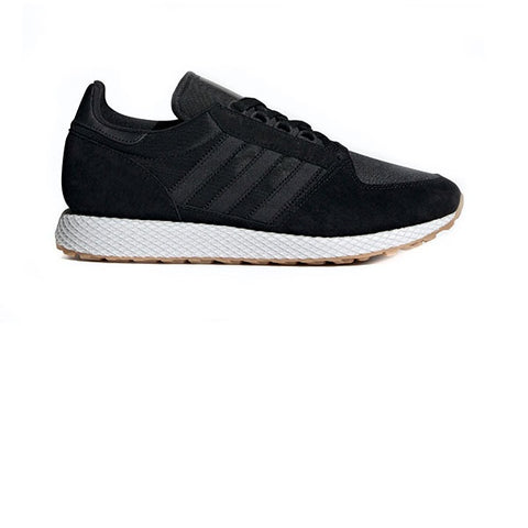 Adidas Forest Grove Black Black Gum