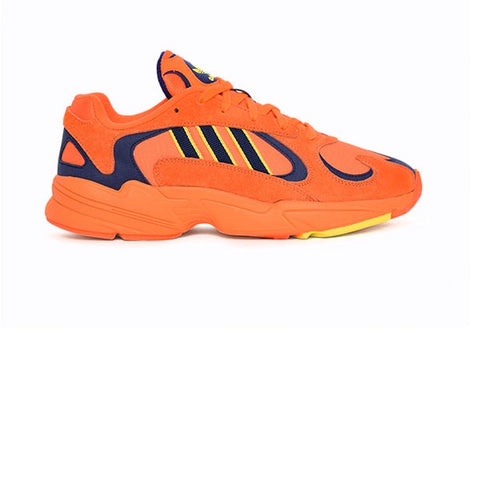 Adidas Yung-1 Hi-Res Orange Shock Yellow