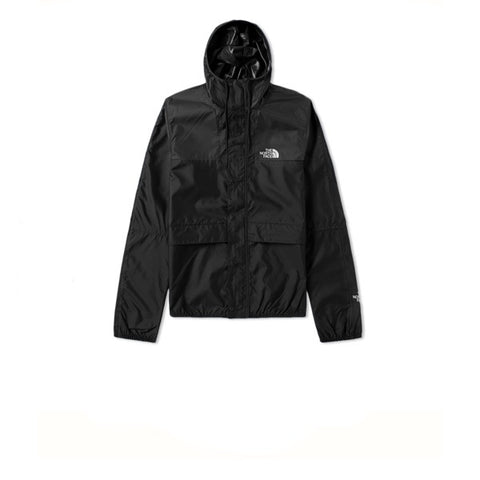 The North Face 1985 Mountain Jacket TNF Black High Rise Grey