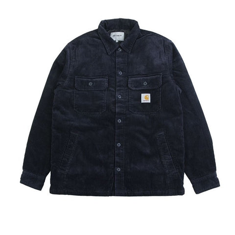Carhartt Whitsome Shirt Jac Dark Navy