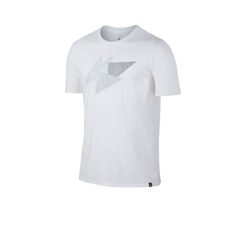 Air Jordan AJ 7 Abstract Tee White