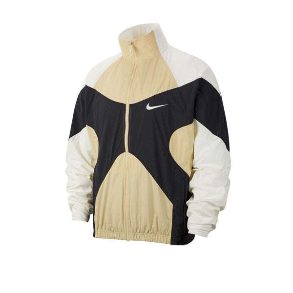 Nike Re-Issue Woven Jacket Team Gold Sail White Black