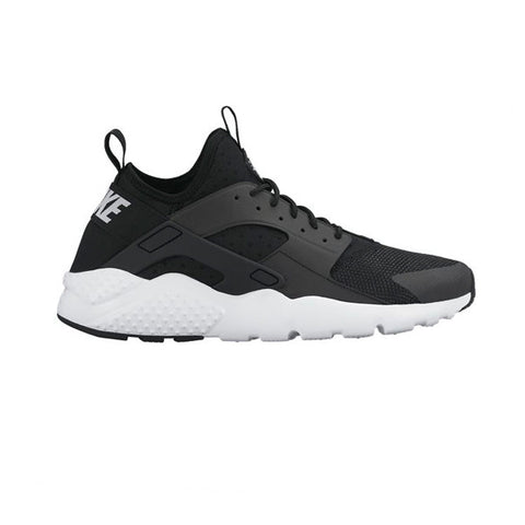 Nike Air Huarache Run Ultra Black White - Kong Online - 1