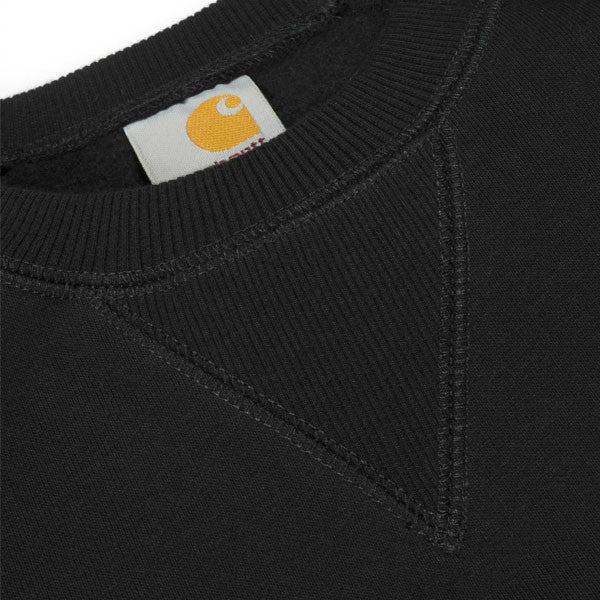 Carhartt Chase Sweat Black - Kong Online - 2