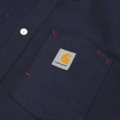 Carhartt L/S Tony Shirt Dark Navy