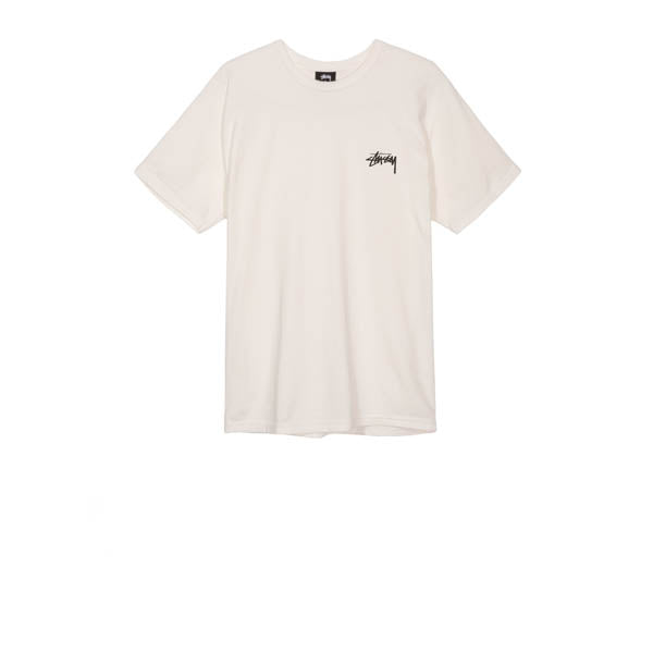 Stussy Live Clean Tee Natural