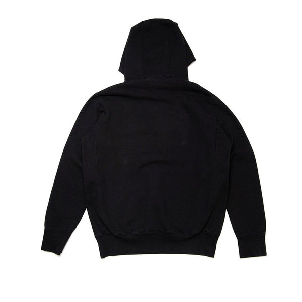 Raised by Wolves Menthol Hoodie Black