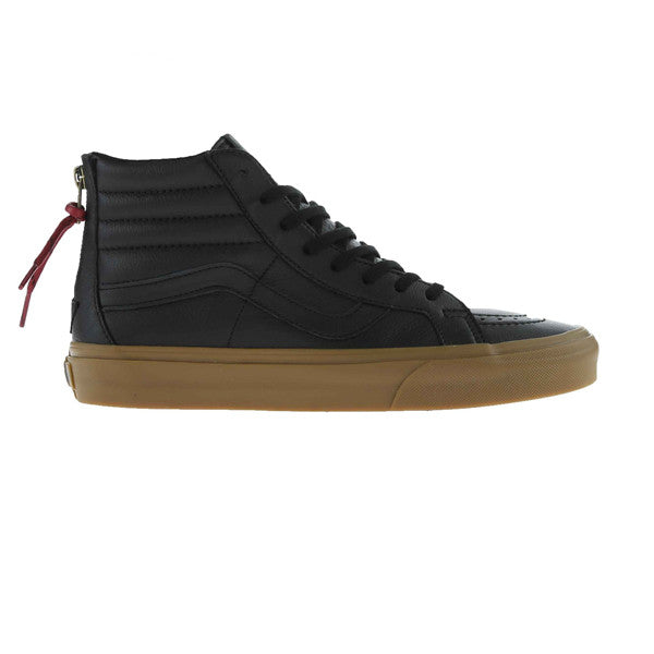 Vans Sk8-Hi Reissue Zip (Hiking) Black Gum - Kong Online - 1