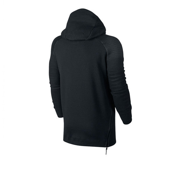 Nike NSW Tech Fleece Hoodie HZ TN Black - Kong Online - 2