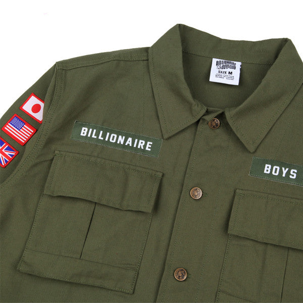 BBC Scout Shirt Olive - Kong Online - 3