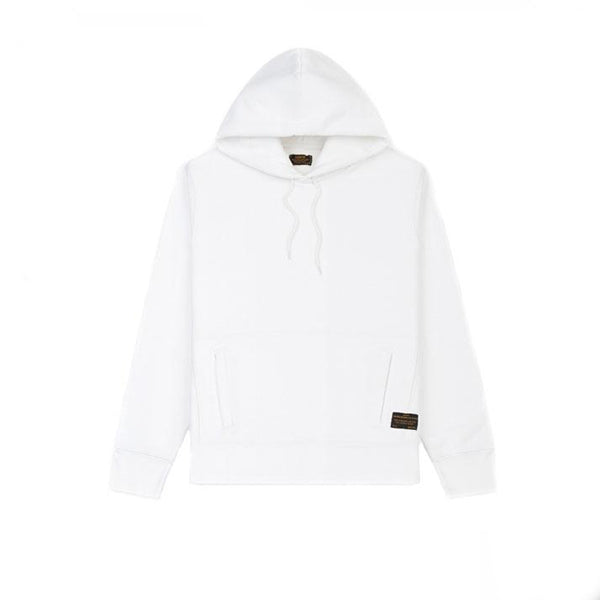 Levis Skate Pullover Hoodie Bright White