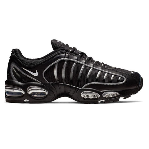 Nike Air Max Tailwind IV Black White Metallic Silver