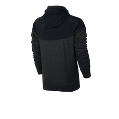 Nike Windrunner Hoodie Black Black Heather Black