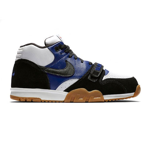 Nike SB Air Trainer 1 QS Black Deep Royal Blue Summit White