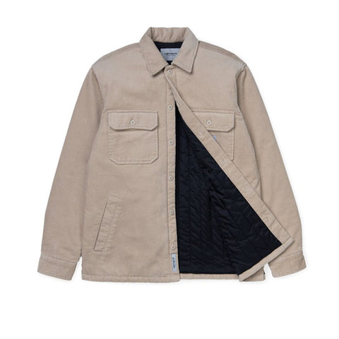Carhartt Whitsome Shirt Jac Cotton Wall