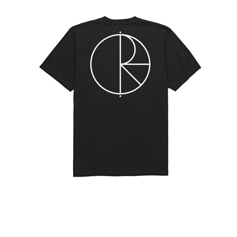 Polar Stroke Logo Tee Black White