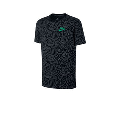 Nike NSW Tee Swoosh PLS OAP Black Green