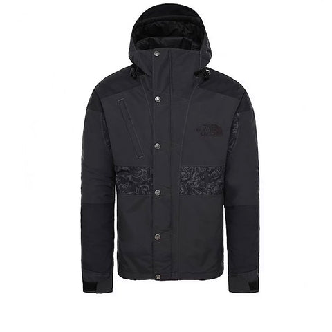 The North Face 94 Rage WP SYN Insulated Jacket Asphalt Grey