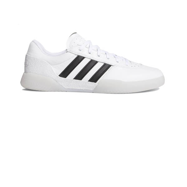 Adidas City Cup White Black Grey
