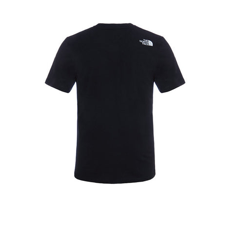 The North Face Simple Dome Tee TNF Black - Kong Online - 2
