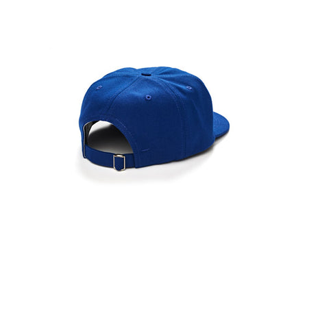 Polar Canvas Cap Royal Blue