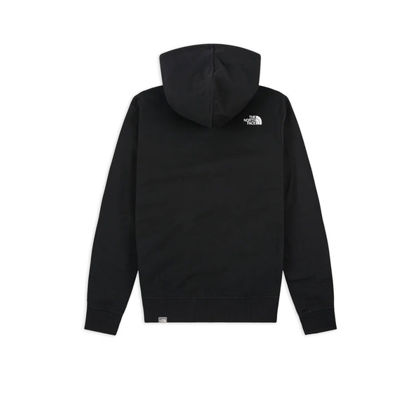 The North Face Standard Hoodie Black