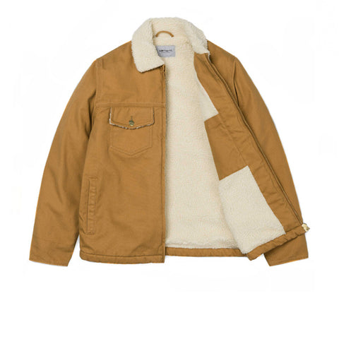 Carhartt Miles Jacket Hamilton Brown