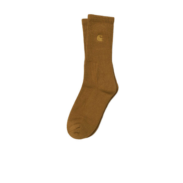 Carhartt Chase Socks Hamilton Brown Gold