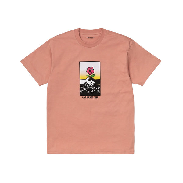 Carhartt WIP S/S Together T-Shirt Organic Cotton Melba