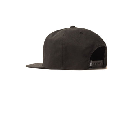 Stussy Stock Lock SU18 Snapback Black
