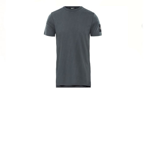 The North Face S/S Fine 2 Tee Asphalt Grey