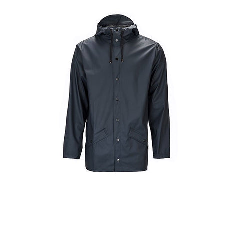 Rains Jacket Blue